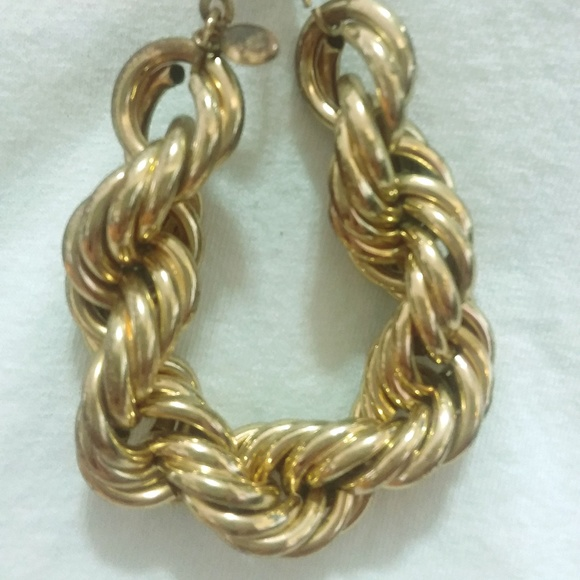 Guess Jewelry - Guess Gold Toned Bracelet